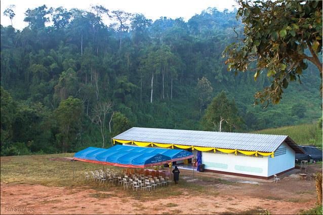Thailand Hilltribe School Dormitory