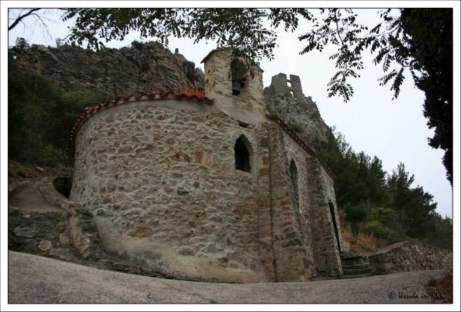 Stone Chapel, Padern