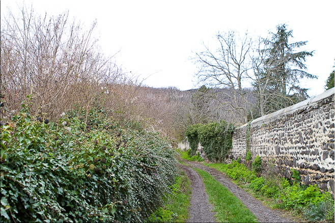 Country Lane-les-Sarlieve