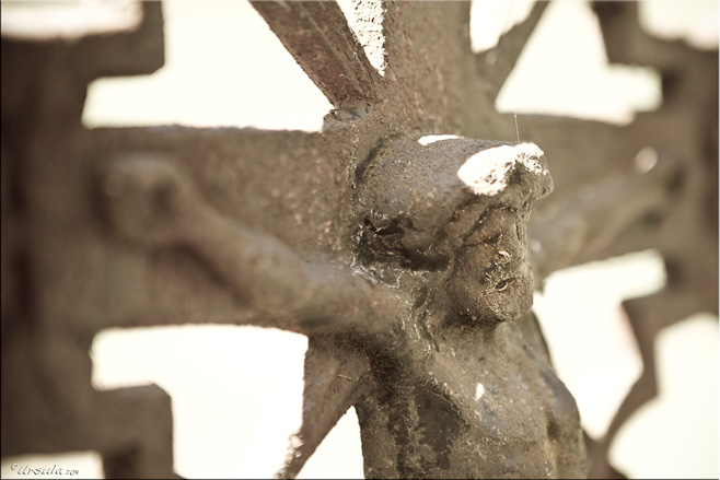 Sepia: Crucifix, Sougraine Graveyard
