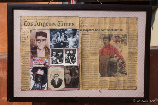 "Clippings in a frame: the history of the Jaipur ""Minute Camera""."