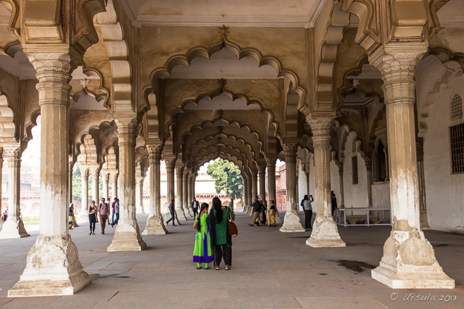 Testimony to the architecture of the mughal emperors agra for Diwan i aam images