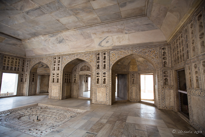 Architecture Of The Mughals Agra Fort India Ursula S