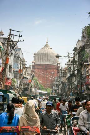 Jama Masjid, Old Delhi, India | Ursula's Weekly Wanders