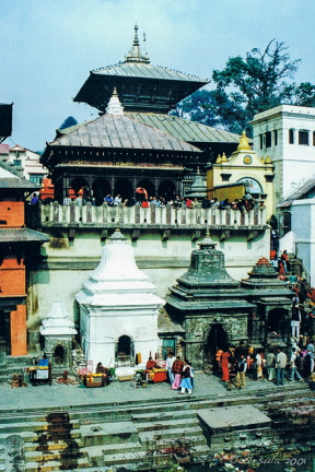 Cremation Ghats Bagmati River