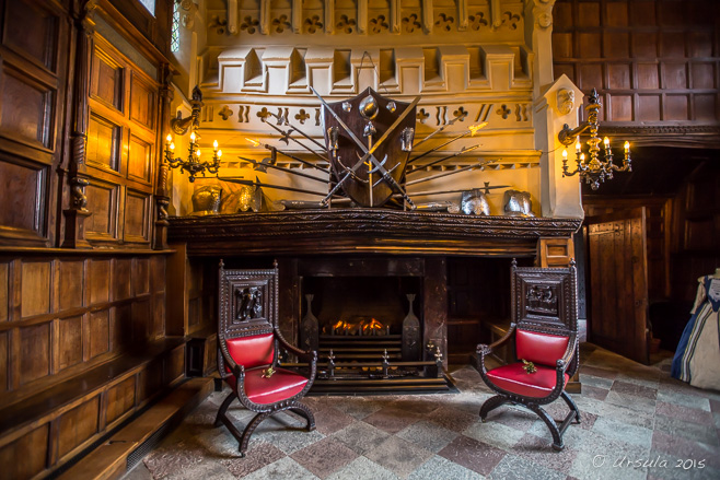 Family connections speke hall liverpool uk for Tudor fireplaces