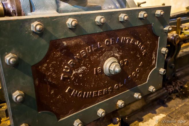 Old Distillery Machinery, Kilbeggan Distillery, County Westmeath, Ireland