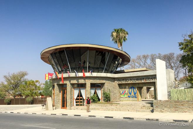 Outjo Tourist Centre, Namibia