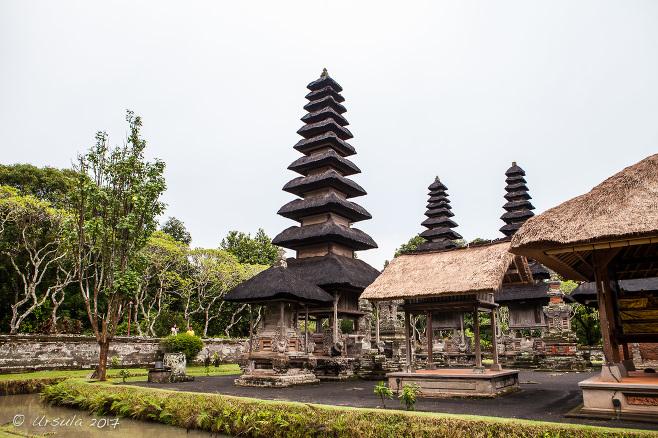 Inner Temples Taman Ayun Temple, Mengwi Bali