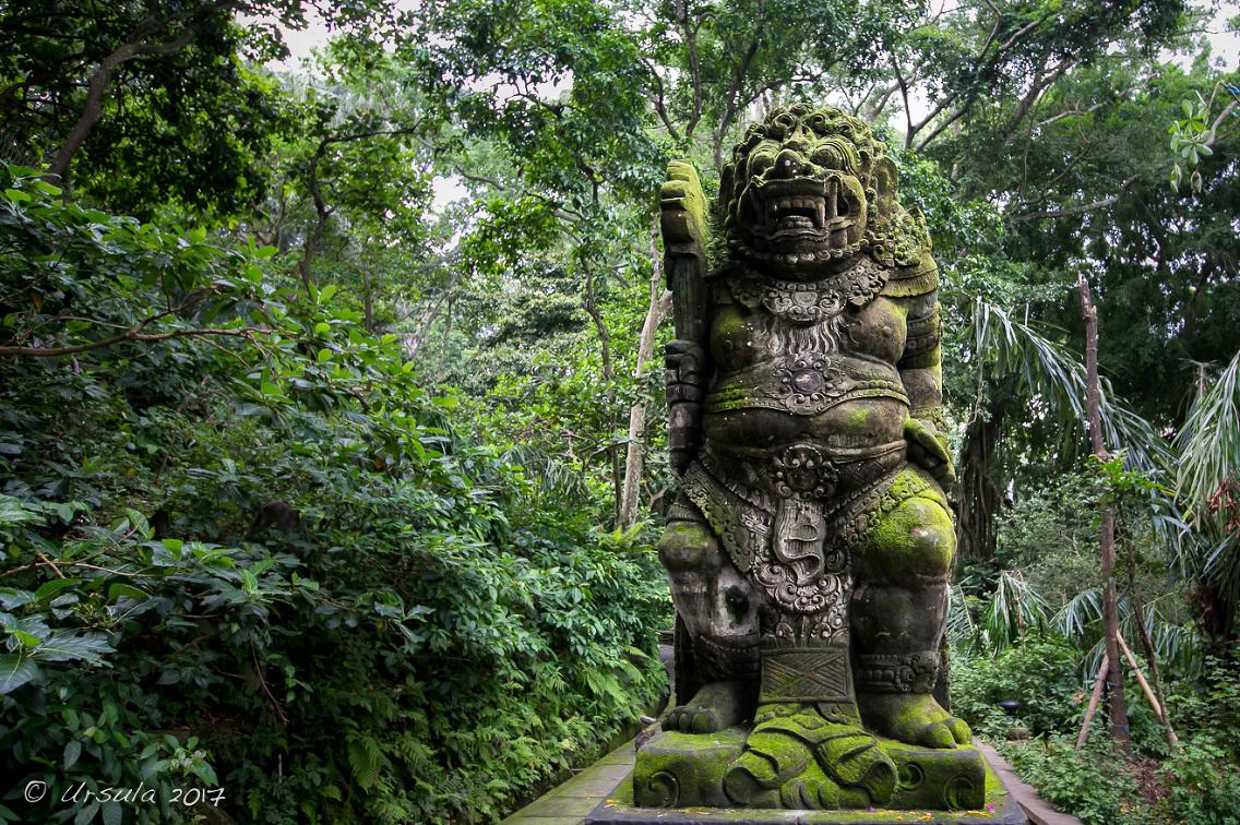 Monkeys And Elephant Caves Ubud Bali Ursula S Weekly Wanders